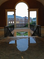 Foyer in the Rain